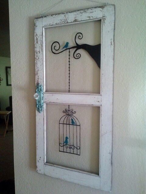 Окна своими руками из старых окон